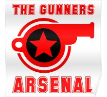 Arsenal - The Gunners Poster