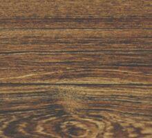 dark wood texture Sticker