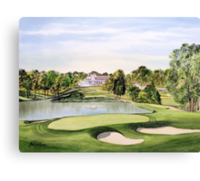 Congressional Golf Course Canvas Print