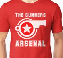 Arsenal - The Gunners - Gooners Unisex T-Shirt