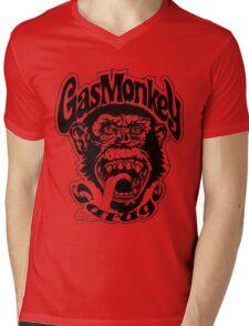 Gas Monkey Garage Mens V-Neck T-Shirt