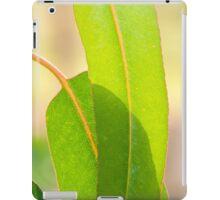 Eucalypt leaves iPad Case/Skin