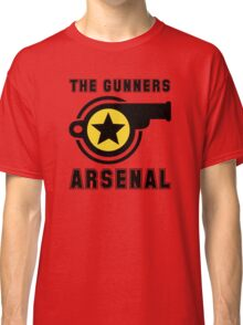 Arsenal - The Gunners - Gooners Classic T-Shirt