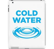 Cold Water Sky Blue iPad Case/Skin