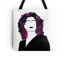River's Space Hair Tote Bag