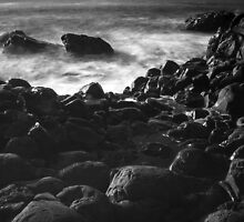The Dark Rocks by MarcoBell