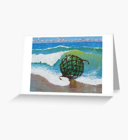 Long Distance Voyager Greeting Card