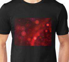 Little Red Butterflies Unisex T-Shirt