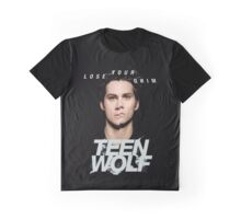 stiles teen wolf Graphic T-Shirt