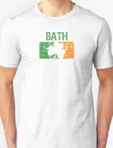 Bath Surname Irish T-Shirt