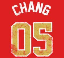 Cho Chang - Quidditch Training - NO.5 Kids Tee