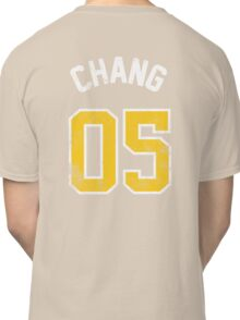 Cho Chang - Quidditch Training - NO.5 Classic T-Shirt
