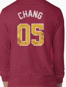 Cho Chang - Quidditch Training - NO.5 Long Sleeve T-Shirt