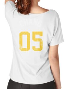 Cho Chang - Quidditch Training - NO.5 Women's Relaxed Fit T-Shirt