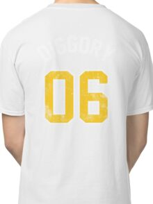 Cedric Diggory - Quidditch Training T-Shirt - NO.6 Classic T-Shirt