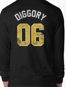 Cedric Diggory - Quidditch Training T-Shirt - NO.6 Long Sleeve T-Shirt
