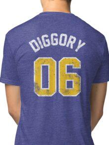 Cedric Diggory - Quidditch Training T-Shirt - NO.6 Tri-blend T-Shirt