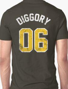 Cedric Diggory - Quidditch Training T-Shirt - NO.6 T-Shirt