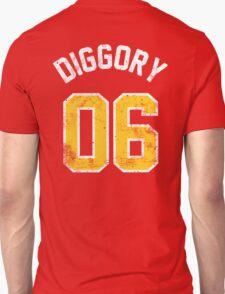 Cedric Diggory - Quidditch Training T-Shirt - NO.6 Unisex T-Shirt