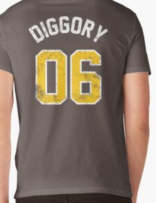 Cedric Diggory - Quidditch Training T-Shirt - NO.6 Mens V-Neck T-Shirt