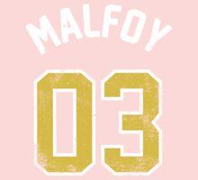 Draco Malfoy - Quidditch Shirt - NO.3 Kids Tee