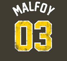 Draco Malfoy - Quidditch Shirt - NO.3 Unisex T-Shirt