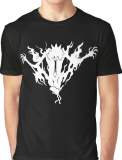 One Piece - Soul King Aura (White) Graphic T-Shirt