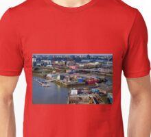 London's Working Docks Unisex T-Shirt