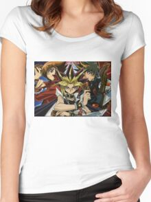 Yugi Women's Fitted Scoop T-Shirt