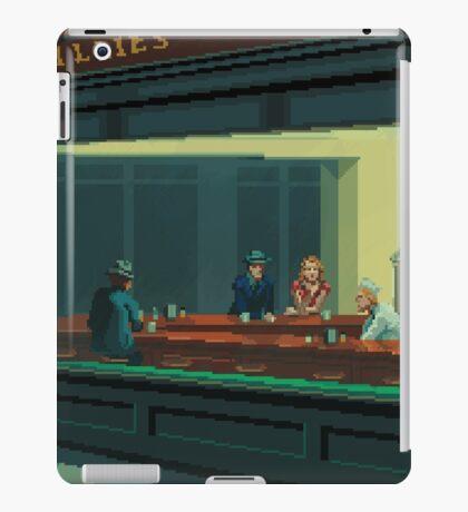 Nighthawks - A Pixel Tribute iPad Case/Skin