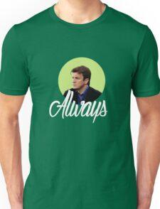 Richard Castle - Always Unisex T-Shirt