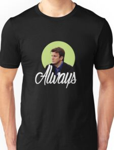 Richard Castle - Always Unisex T-Shirt