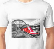 Virgin Train Kings Cross Station Unisex T-Shirt