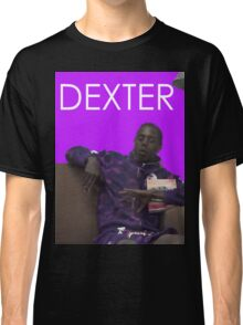 dexter - purple Classic T-Shirt