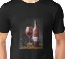 Red Wine Unisex T-Shirt