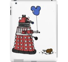 Sympathy of the Daleks iPad Case/Skin