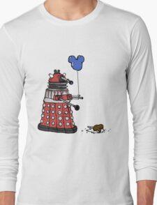 Sympathy of the Daleks Long Sleeve T-Shirt