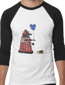 Sympathy of the Daleks Men's Baseball ¾ T-Shirt