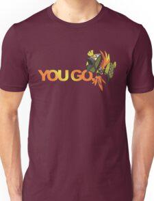 You Go, Tapu Koko Unisex T-Shirt