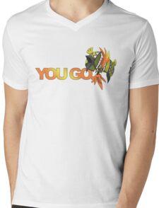 You Go, Tapu Koko Mens V-Neck T-Shirt