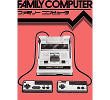 Famicom Console Photographic Print