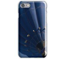 Floating blue iPhone Case/Skin