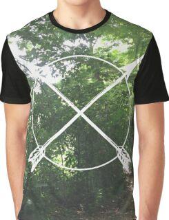Cross Arrows Graphic T-Shirt