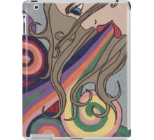 inside out and upside down iPad Case/Skin