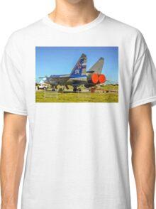 "Mikoyan MiG-31 ""Foxhound"" white 374 Classic T-Shirt"