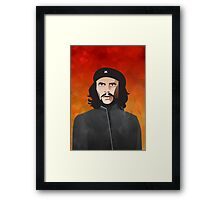 Che Guevara - Pop art Framed Print