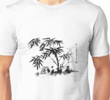 Bamboo in Water Unisex T-Shirt