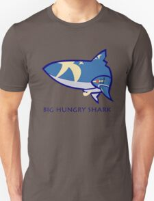 The Big Hungry Shark Unisex T-Shirt