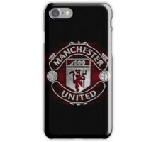 Manchester is Red iPhone Case/Skin