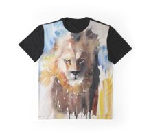 The Lion is Back! Graphic T-Shirt